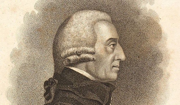 Adam Smith Biography Philosophy And Facts