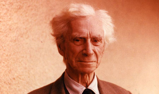 Bertrand Russell Picture