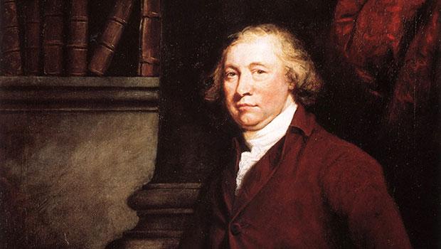 Edmund Burke Picture