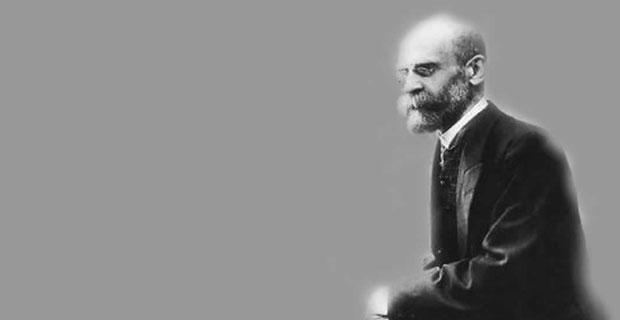 Emile Durkheim Picture