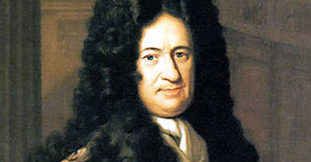 Gottfried Leibniz Picture