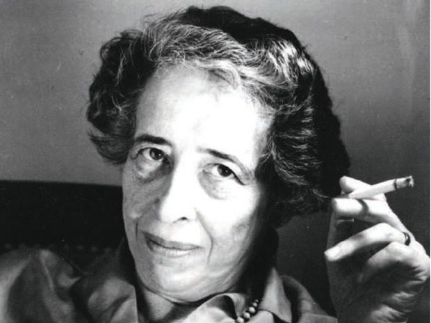 Hannah Arendt Picture