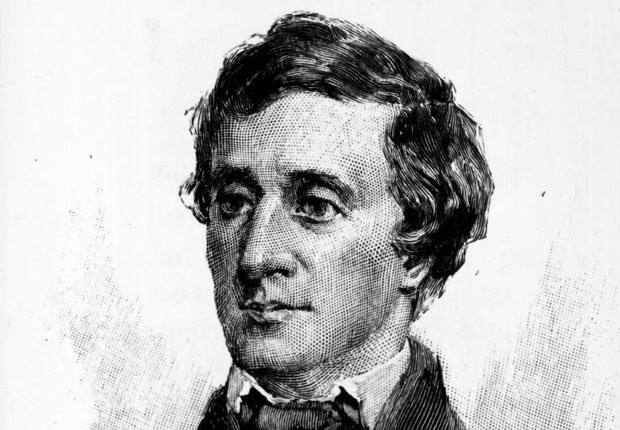 Henry David Thoreau Picture