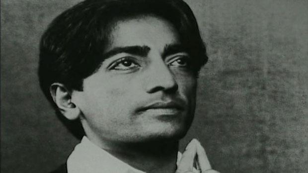 J. Krishnamurti Picture