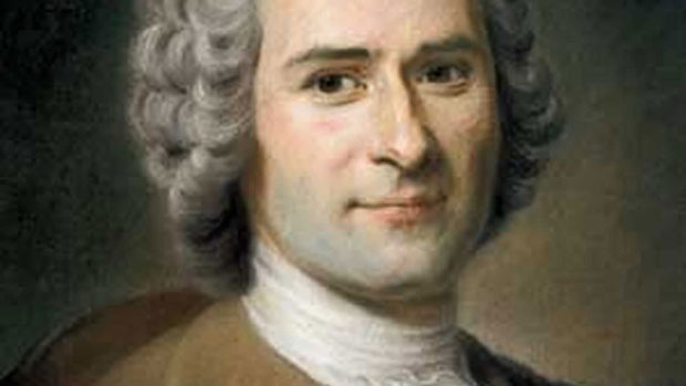 Jean Jacques Rousseau Picture