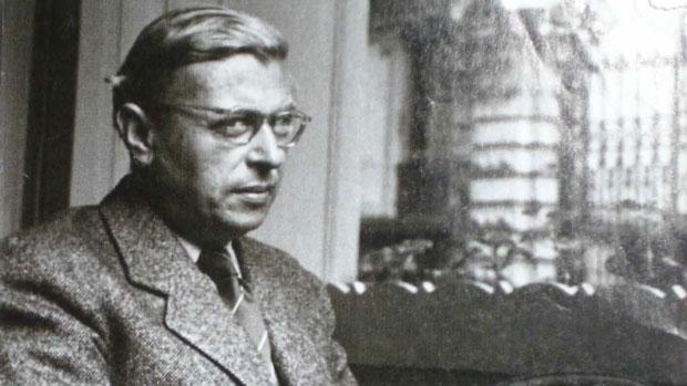 Jean-Paul Sartre Picture