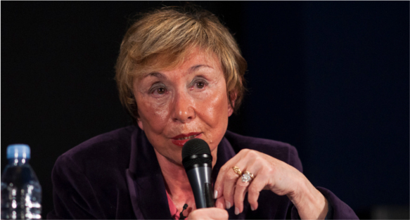 Julia Kristeva Picture