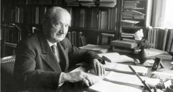 Image result for Martin Heidegger
