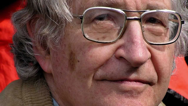 Noam Chomsky Picture