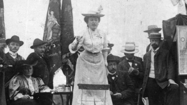 Rosa Luxemburg Picture