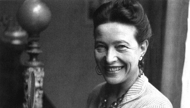 Simone De Beauvoir Picture