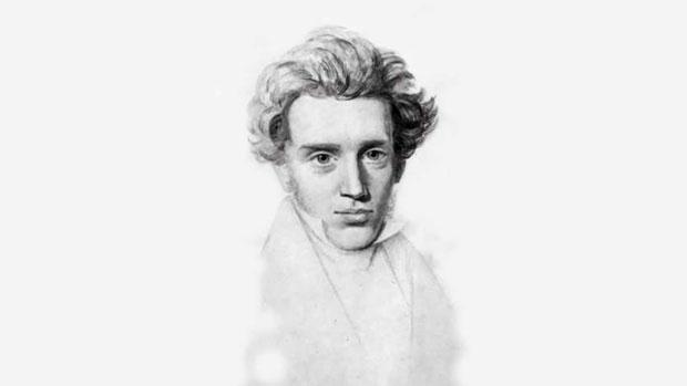 Soren Kierkegaard Picture