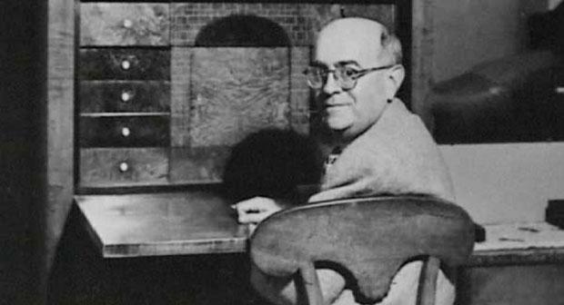 Theodor Adorno Picture