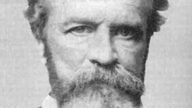 William James Picture